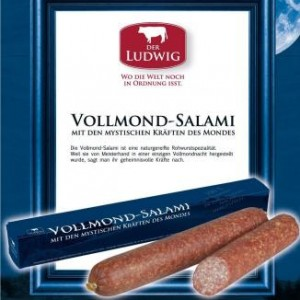 Vollmond Salami