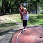 Minigolf in Krefeld Uerdingen spielen
