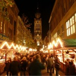 Weihnachtsmarkt in Krefeld